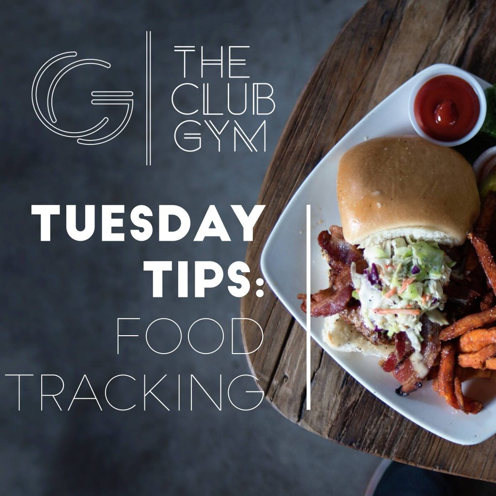 Tuesday Tips - Food Tracking
