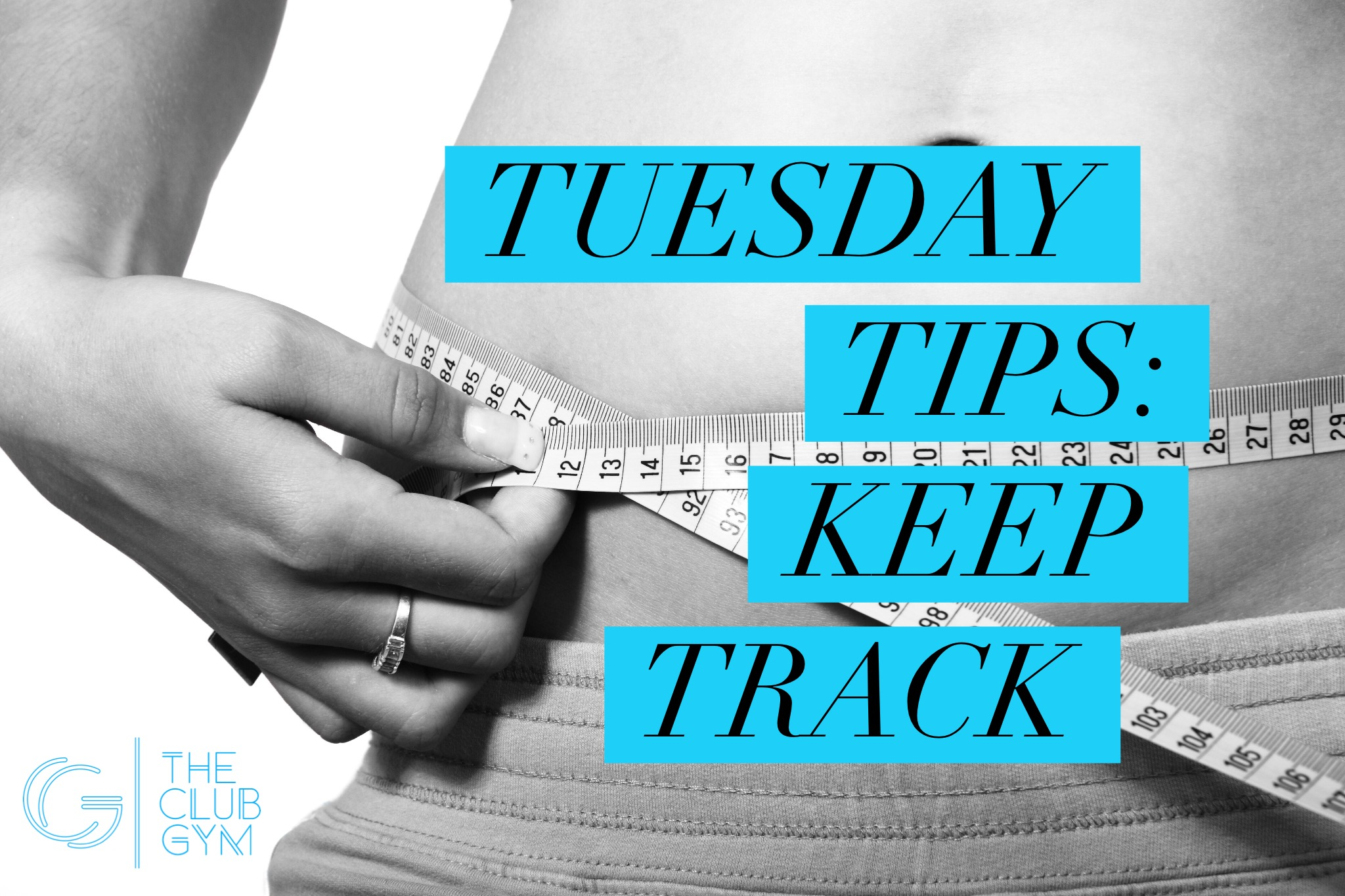 Tuesday Tips - Keep Track